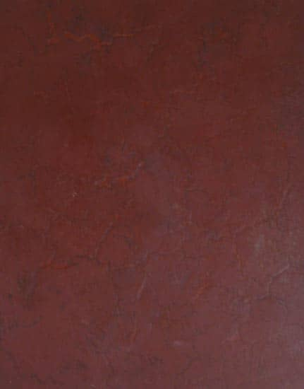 Cracked Venetian Plaster in Ruby