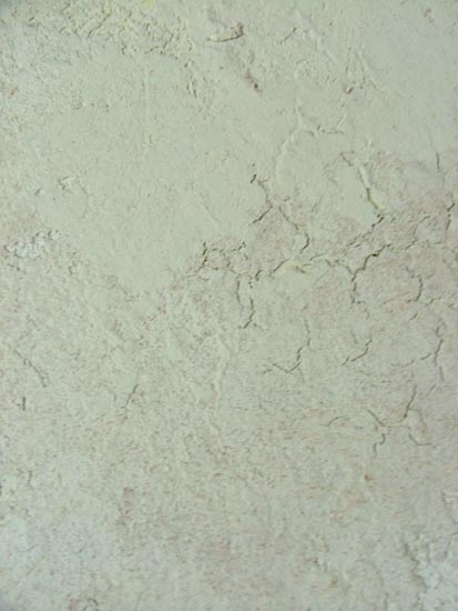 Crackled Sandstone Finish