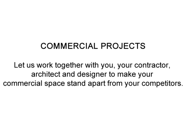 Commercial Projects.fw